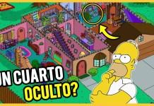 Encuentran habitación oculta en 'Los Simpson'