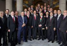 ¡Foto maldita! 8 gobernadores durante gobierno de Peña Nieto envueltos en delitos