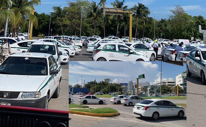 https://turquesanews.mx/cancun/cancun-taxistas-vuelven-a-bloquear-acceso-a-zona-hotelera/
