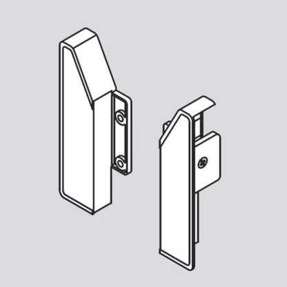 Internal Drawer Bracket - 85mm Drawer 1