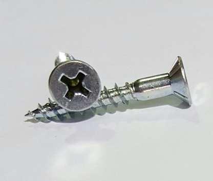 Capfit Screw. Phillips Drive 10gx30mm 1