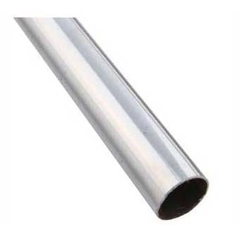 Hanging Rod 25mmx3.6m - Chrome Plated 1