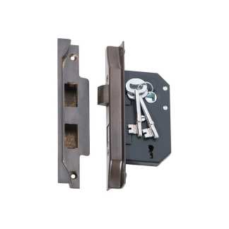 Mortice locks with Traditional key 53