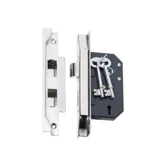 Mortice locks with Traditional key 55