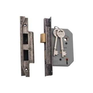 Mortice locks with Traditional key 42
