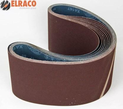 Sanding Belts 6 X 48 Inch. 150 X 1220mm. Ten Pack 1