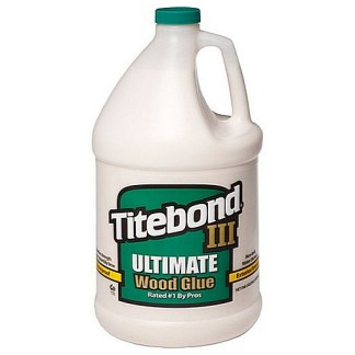 Titebond 3 Ultimate.