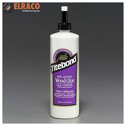 Titebond  Melamine Glue   473ml - Cabinet Shop Assembly - Dries Clear 1