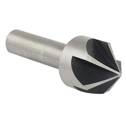 Countersinking Bit - Five Flutes - 3/4 Head - 10mm Shaft 2