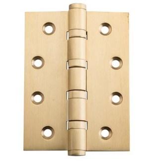Satin Brass Door Hardware 58