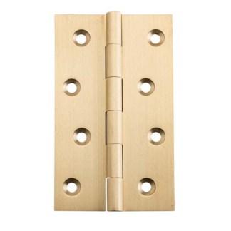 Satin Brass Door Hardware 69