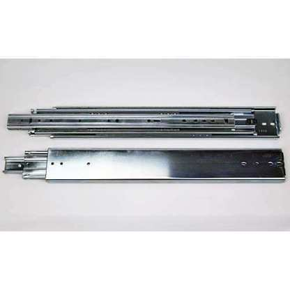 Heavy Duty Drawer Slides. Lengths from 407mm up to 1524mm. 227kg Rated 1
