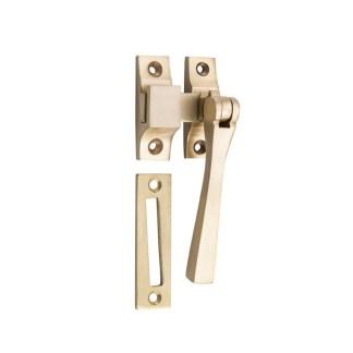 Satin Brass Door Hardware 71