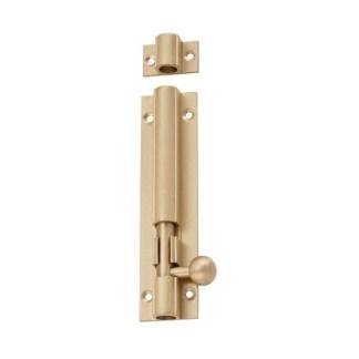 Satin Brass Door Hardware 85