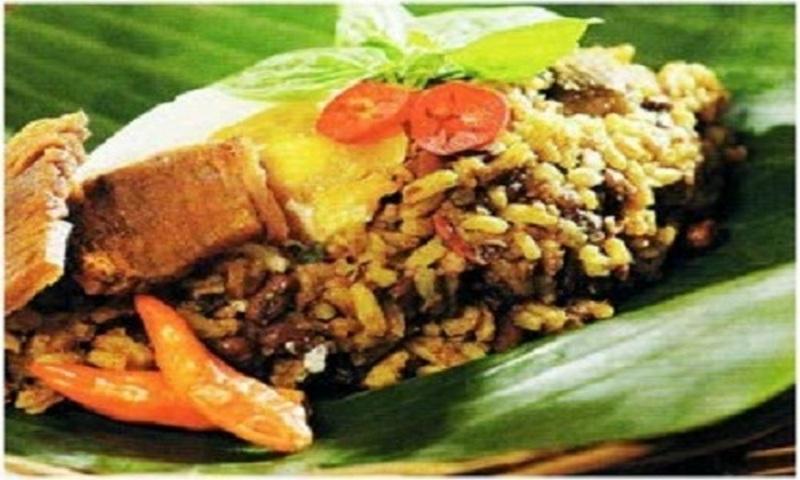 nasi ndoreng khas demak