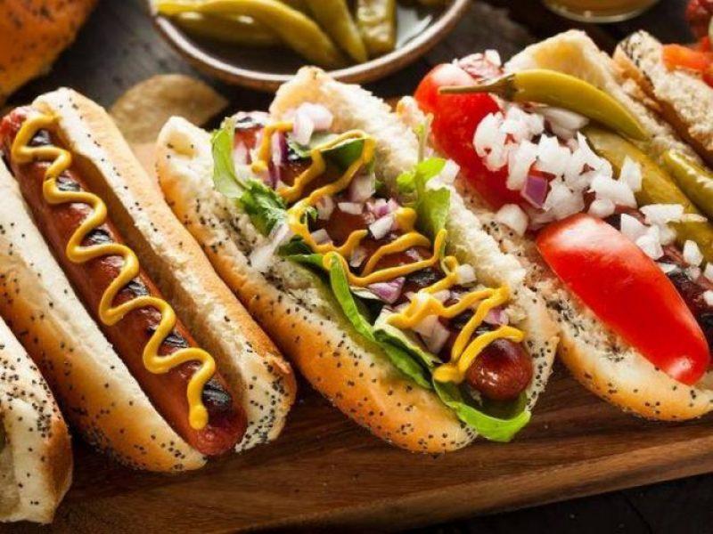 makanan khas amerika hotdog