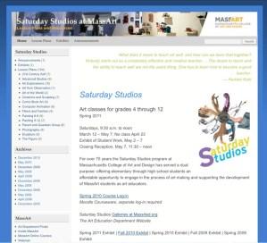 Saturday Studios Blog