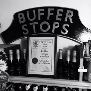 Buffer Stops Award 1