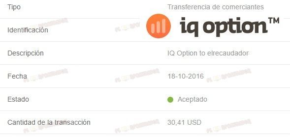 ganar dinero en internet pago de iqoption