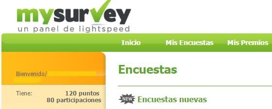 mysurvey-puntos
