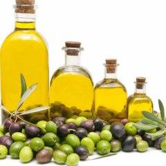 El mejor aderezo para las comidas, el aceite de oliva