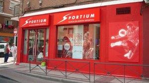 Tienda de apuestas de Sportium