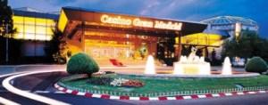Exterior del Casino Gran Madrid