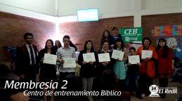 Centro de Entrenaiento Bíblico - Membresía 2