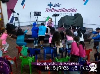 Escuela Bíblica 2017