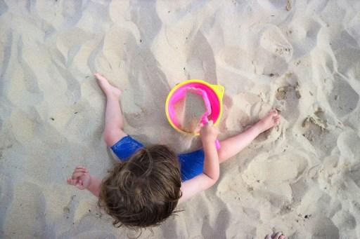 juguetes plegables playa