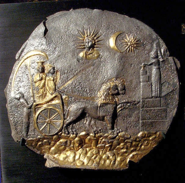 placa de Ai Khanoum , Bactria ( Afganistán ), segundo siglo BCE