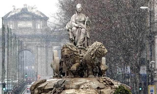 La Cibeles de Madrid