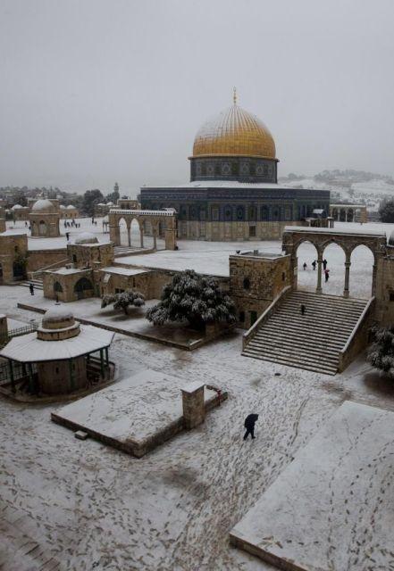 Cúpula de la Roca, Jerusalem (Foto: elmundo.es)