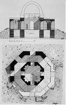 mausoleos islamicos plano