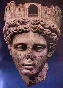 Tyche de Corinto