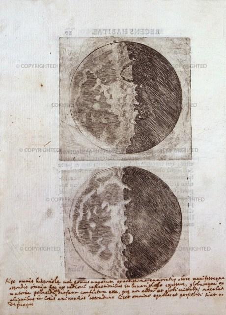 Sidereus Nuncius, Galileo Galilei