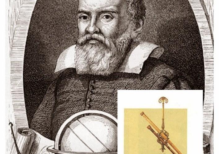 Galileo Galilei telescopio