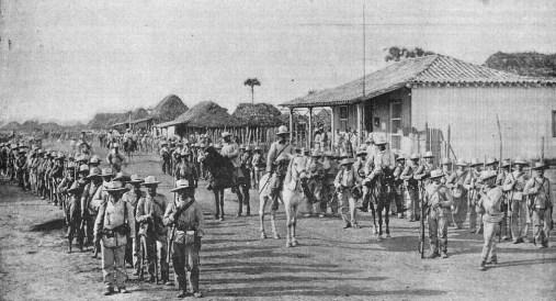2º Batallón de Infanteria de Marina en Cuba