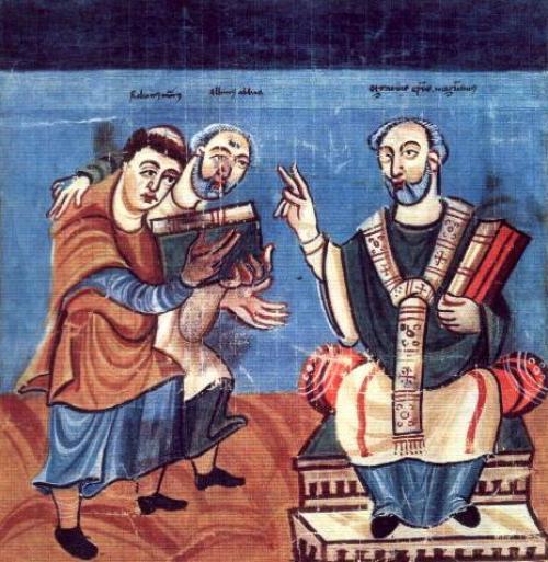 carlomagno carolingio