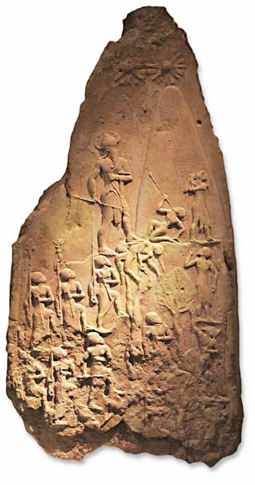 dioses reyes mesopotamia