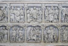 Sarcofagos paleocristianos