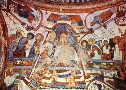 Última Cena del Panteón de reyes de San Isidoro de León [lasalle.es]