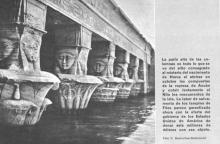 """Fotografías de la Edición de El Correo: """"Ahora o nunca"""" de la UNESCO por la salvación del legado Nubio (1961)"""