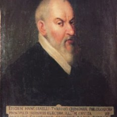 Retrato de Turriano