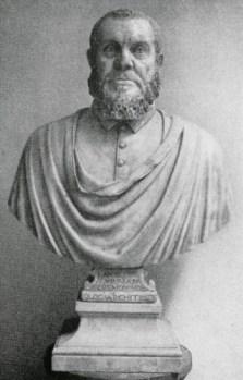 Busto de Juanelo Turriano
