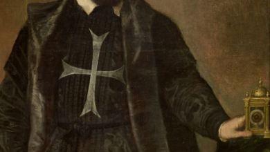 "Photo of La Historia de la Orden de Malta a través del ""caballero del reloj"" de Tiziano"