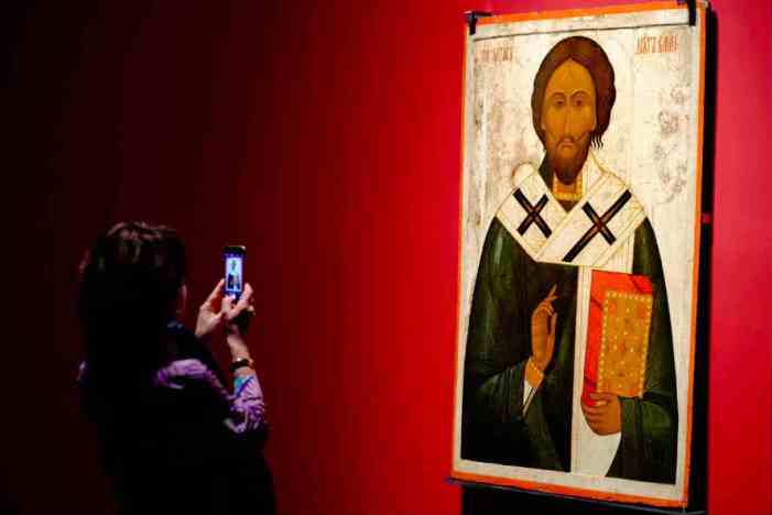icono museo ruso san lazaro