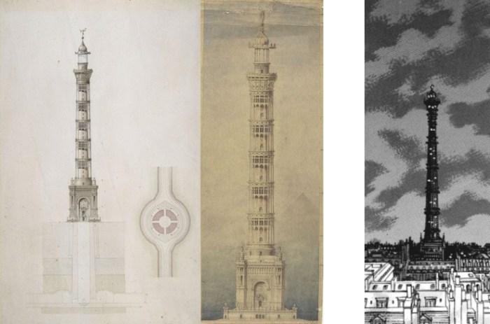 torre eiffel creacion