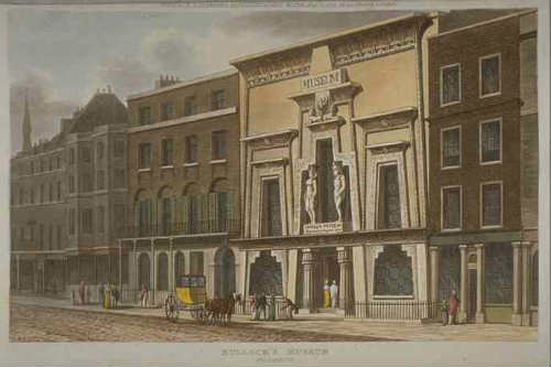 The Egyptian Hall, Piccadilly, London