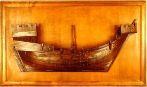 Modelo de Coca [Museo Naval de Madrid]